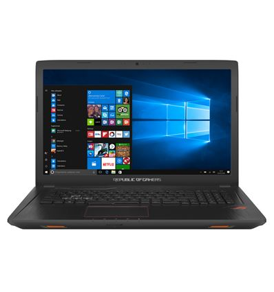 PORTATIL ASUS GL753VD-GC003T I7 7700 16GB 1TB - PO17AS02