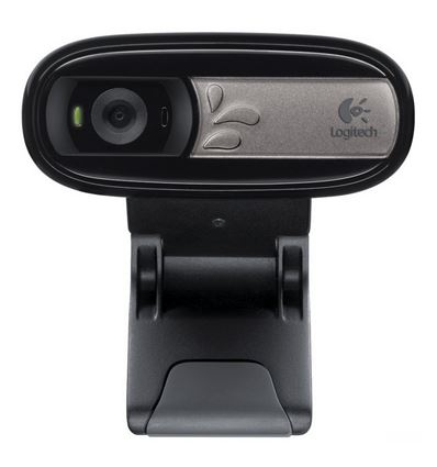 WEBCAM LOGITECH C170 VGA 5MP 960-000759 - WB01LT04-4
