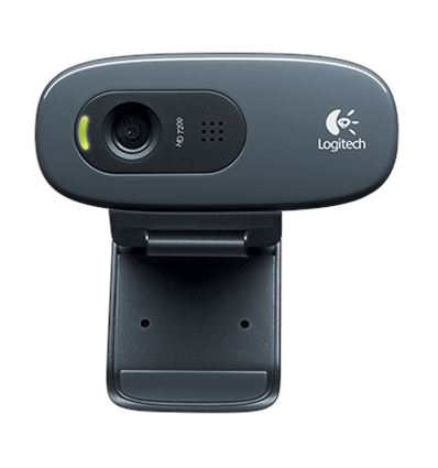 WEBCAM LOGITECH C270 HD 3MP 960-000582 - WB01LT03