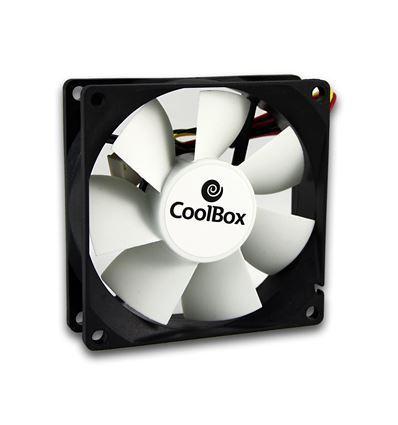 VENTILADOR COOLBOX AUX EOS C-8 8X8 - COOLBOX AUX EOS C-8