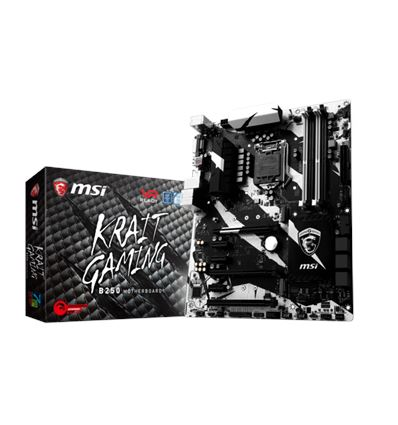 PLACA BASE MSI B250 KRAIT GAMING - MSI B250 KRAIT GAMING