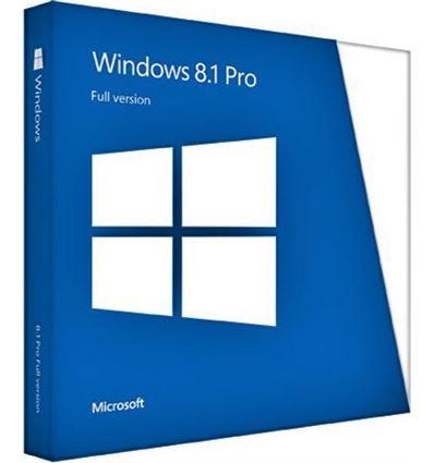 SISTEMA OPERATIVO WINDOWS 8.1 PRO 64 BITS OEM - W8.1PRO