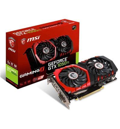 TARJETA GRAFICA MSI GTX 1050TI 4GB GAMING X - TG01MS34