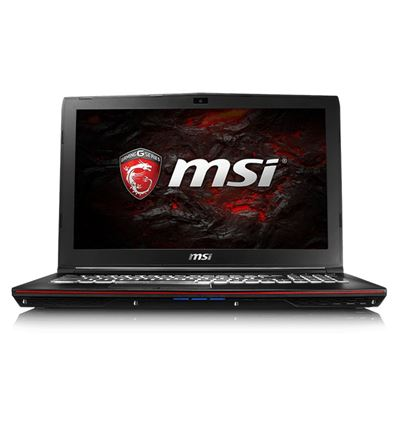 PORTATIL MSI GP62-431XES I7 7700HQ 8GB 1TB GTX1050 - PO15MS05