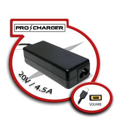 CARGADOR PRO CHARGER LENOVO YOGA 20V/4.5A 90W - CG03PC14
