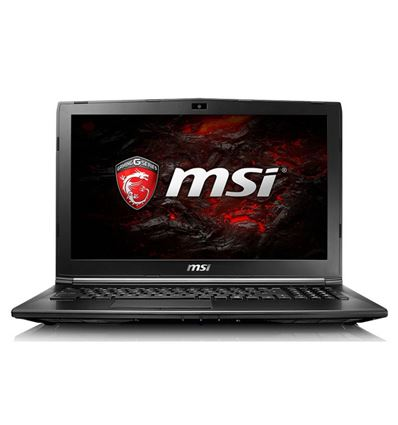 PORTATIL MSI GL62M-429XES I7 7700HQ 8GB 1TB+256 - PO15MS114
