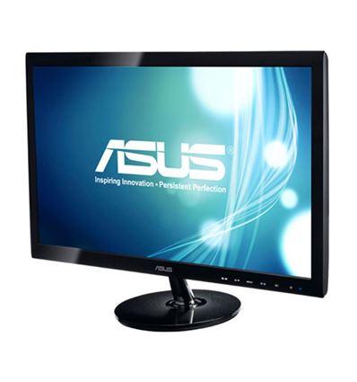 """MONITOR ASUS 22"""" LED VS229HA HDMI VESA - MO22AS10-2"""
