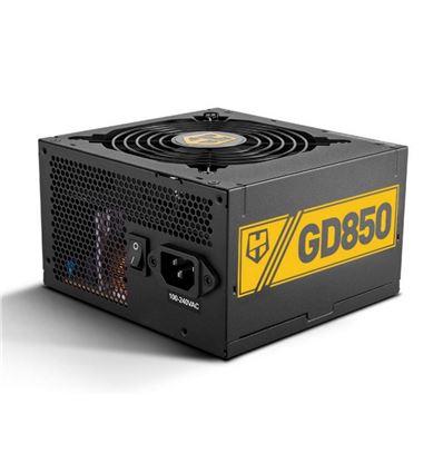 FUENTE ALIMENTACION NOX HUMMER GD850 850W 80+ GOLD - FA01NX08