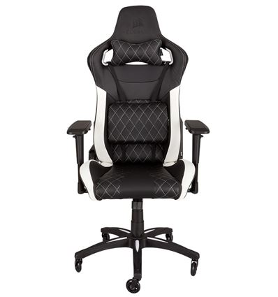 SILLA CORSAIR T1 RACE NEGRA/BLANCA - SG01CO02