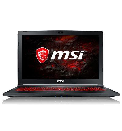 PORTATIL MSI GL62M-1601XES I7 7700HQ 8GB 256+1TB - PO15MS115