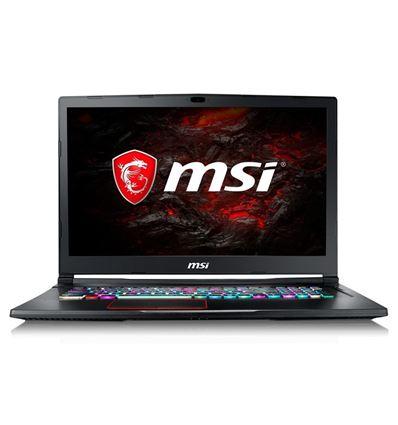 PORTATIL MSI GE63VR-029ES I7 7700HQ 16GB 512+1TB - PO15MS116