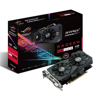 TARJETA GRAFICA ASUS RX 460 4GB - ASUS RX460 4GB