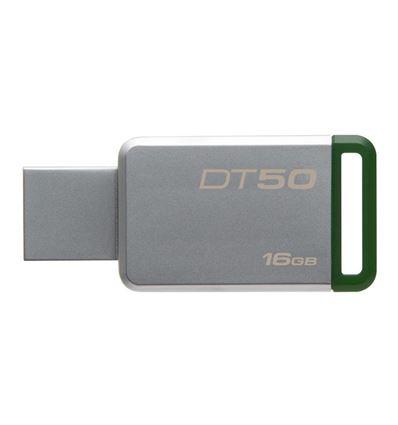 MEMORIA PENDRIVE KINGSTON 16GB DT50/16GB USB 3.1 - DT50-16GB