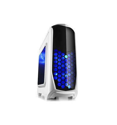 CAJA ATX X2 ISOLATIC 6020W BLANCA SIN FUENTE - X2 ISOLATIC 6020W