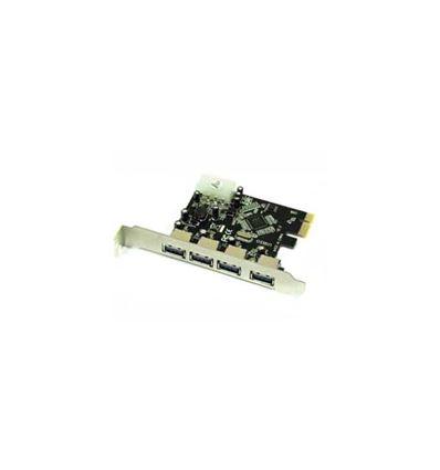 TARJETA APPROX PCI EXPRESS 4 PTOS USB 3.0 - APPROX 4P USB 3