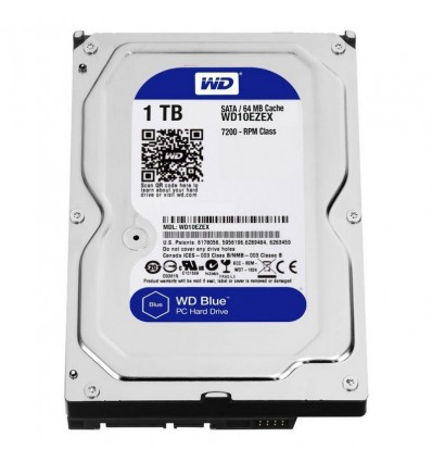 DISCO DURO WESTERN DIGITAL BLUE 1TB 3.5 WD10EZEX