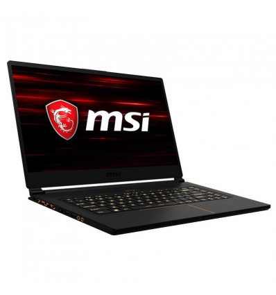 PORTATIL MSI GS65 STEALTH THIN 8RE-604XES,I7-8750C