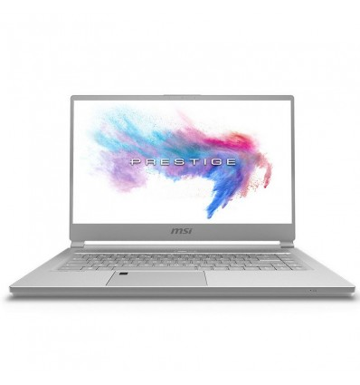 PORTATIL MSI P65 8RE-005ES SILVER,I7-8750H, 16GB,C