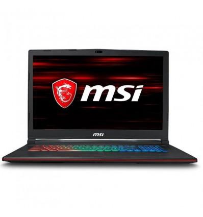PORTATIL MSI GP73 8RD-289ES,I7-8750H, 16GB, 256SSC
