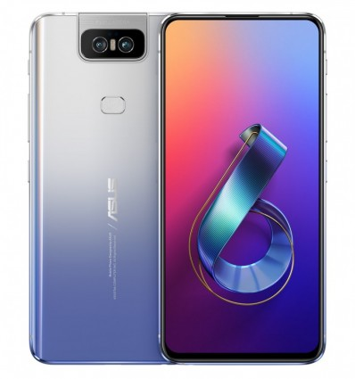 MOVIL ASUS ZENFONE 6 ZS630KL-2J003EU 128GB PLATA