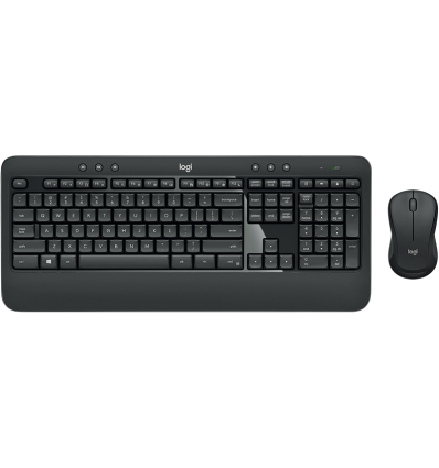 TECLADO LOGITECH MK540 WIRELESS COMBO