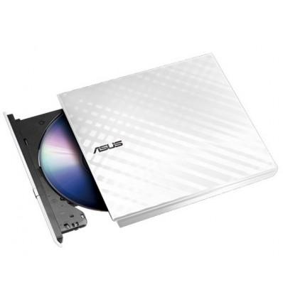 GRABADORA ASUS DVD SDRW-08D2S-U USB BLANCO