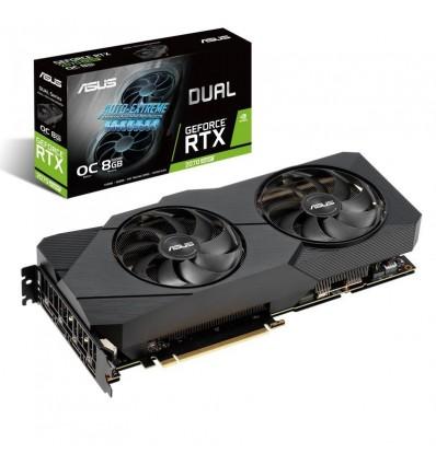 Tarjeta gráfica ASUS Dual RTX 2070 Super EVO OC 8GB