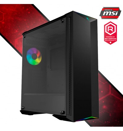 ORDENADOR POWERED BY MSI MINOTAURUS