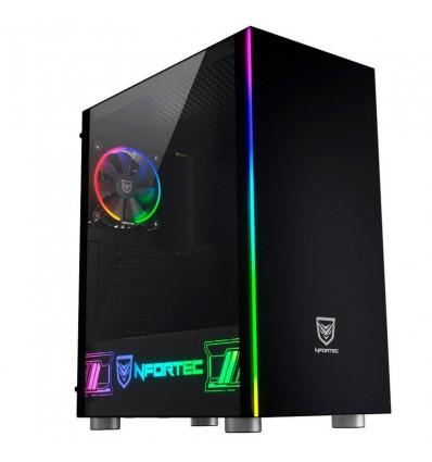 CAJA NFORTEC CARONTE PRO RGB GAMING