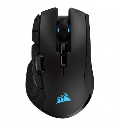 RATON CORSAIR IRONCLAW RGB WIRELESS 18000 NEGRO