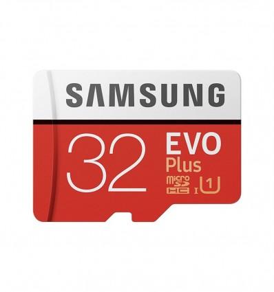 MEMORIA MICRO SD SAMSUNG EVO+ 32GB MP32GA/EU