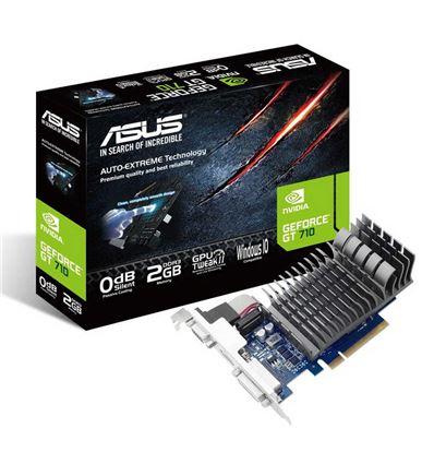 TARJETA GRAFICA ASUS 710 2GB 710-2-SL - ASUS 710 2GB SL
