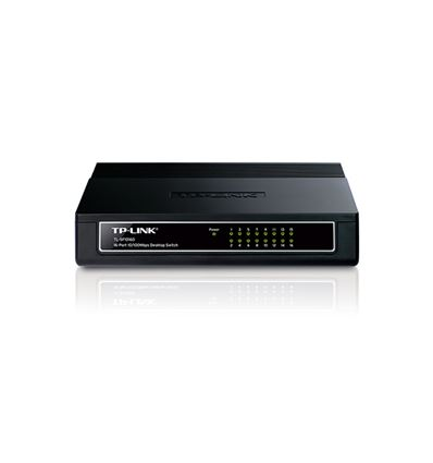 SWITCH TP-LINK 16 PUERTOS 10/100 TL-SF1016D - TL-SF1016D