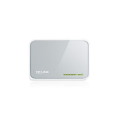SWITCH TP-LINK 5 PUERTOS 10/100 TL-SF1005D - TL-SF1005D