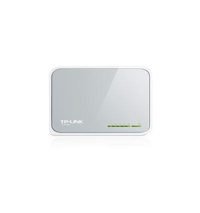 SWITCH TP-LINK 5 PUERTOS 10/100 TL-SF1005D - TL-SF1005D
