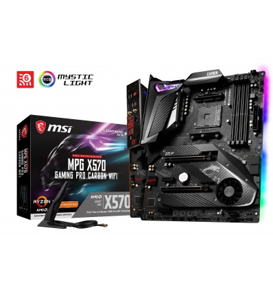 PLACA BASE MSI MPG X570 GAMING PRO CARBON WIFI