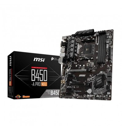PLACA BASE MSI B450-A PRO MAX ATX AM4