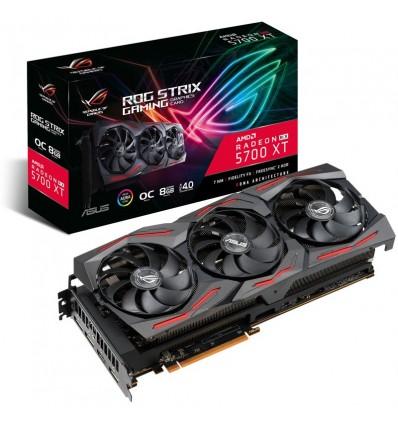 GRAFICA ASUS ROG STRIX RX5700XT GAMING OC 8GB