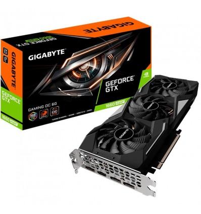 GRAFICA GIGABYTE GTX1660 GAMING SUPER OC 6GB