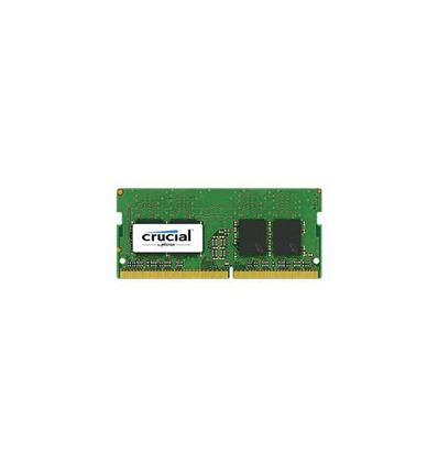 MEMORIA CRUCIAL 16GB DDR4 2400 SODIMM - ME05CR13