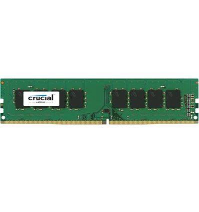 MEMORIA CRUCIAL 8GB DDR4 2400MHZ G. - ME05CR01