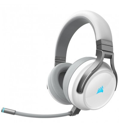 AURICULAR CORSAIR VIRTUOSO WIRELESS BLANCO