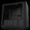 Caja para ordenador NZXT H210 negra