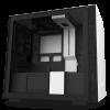 Caja para ordenador NZXT H210 Blanco