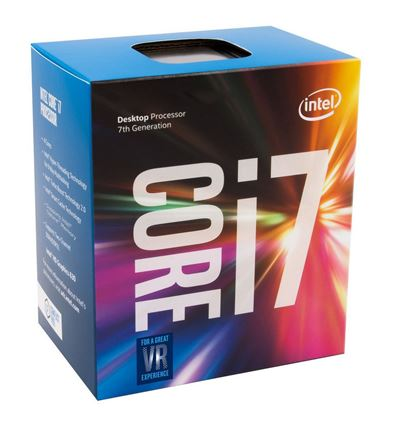 PROCESADOR INTEL I7 7700 3.6 Ghz SOCKET 1151K - i7-7700