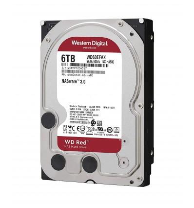 DISCO DURO WESTERN DIGITAL RED 6TB WD60EFAX