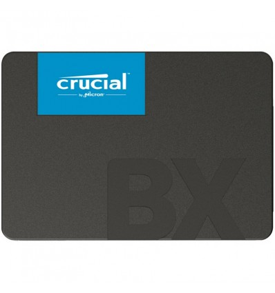 DISCO SSD CRUCIAL 240GB BX500 CT240BX500SSD1