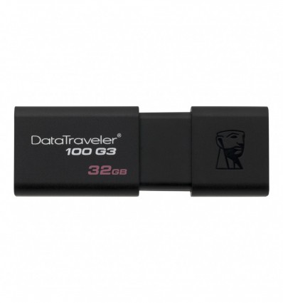 MEMORIA PENDRIVE KINGSTON 32G DT100G3/32GB USB 3.0