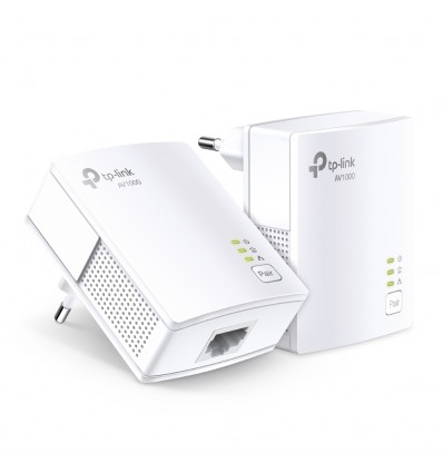 PLC TP-LINK TL-PA7017 KIT 2 UNITS GIGABIT