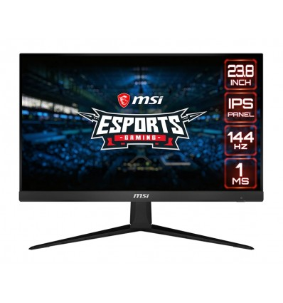 "MONITOR MSI OPTIX G241 24"" 144HZ 1MS FHD"